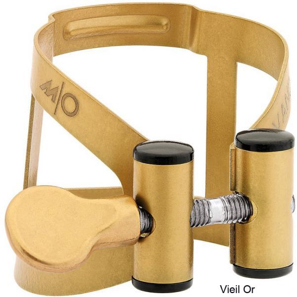 Vandoren LC58GP Masters M//O Ligature pour Saxophone T/énor Plaqu/é Or