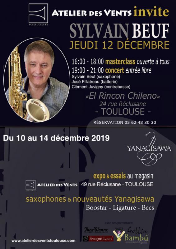 Exposition Saxophone Yanagisawa